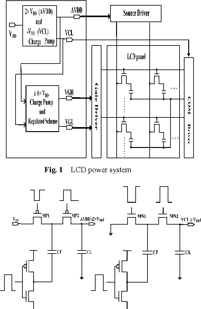 Figure 1 from Multi-Phase Charge Pump Generating Positive