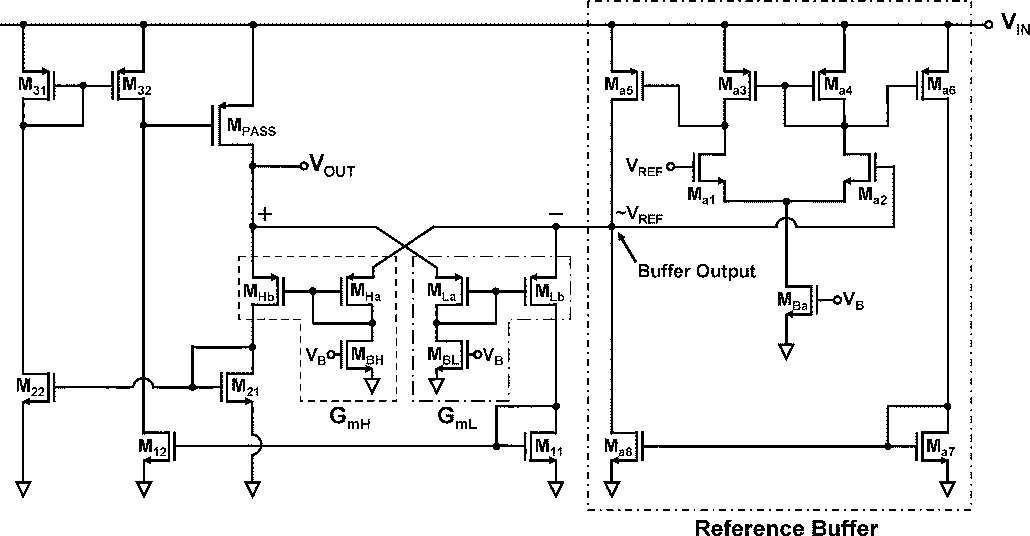 Figure 3 from A High Slew-Rate Push–Pull Output Amplifier