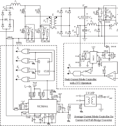 schematic diagram of the experimental noncascading pfc power supply prototype  [ 1168 x 1098 Pixel ]