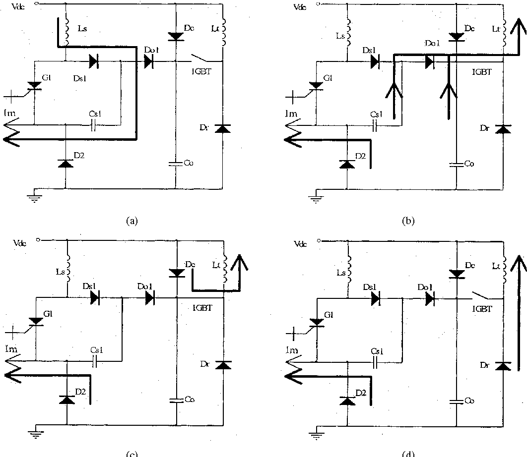 hight resolution of figure 4 from a simple energy recovery circuit for high power snubbernetworkenergysaver powersupplycircuit circuit diagram