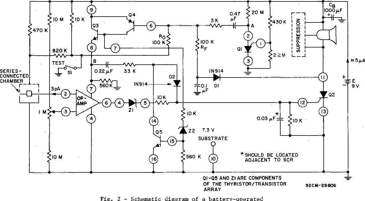 Figure 2 from Bipolar-MOS and Bipolar IC's Building Blocks