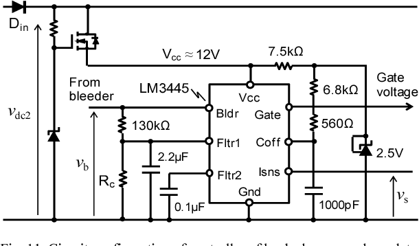 Figure 11 from A new bleeder circuit for TRIAC dimmable