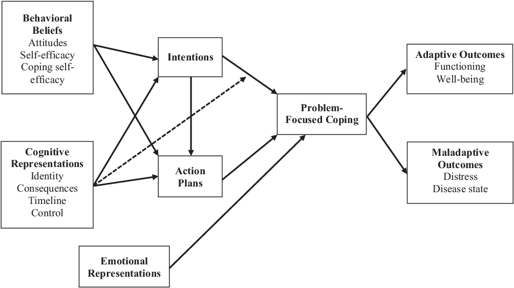 Figure 6 from The common sense model of self-regulation