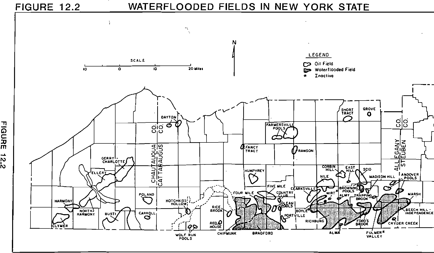 Figure 12.2 from Xii. Old O I L Field Waterplood