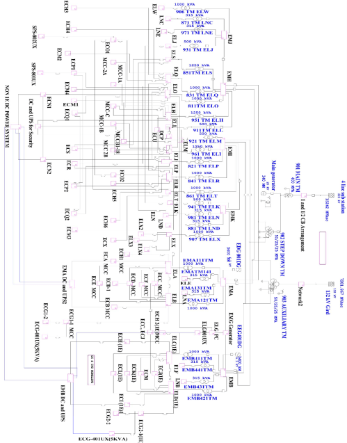 small resolution of 1 one line diagram of a 340 mwe nuclear power plant