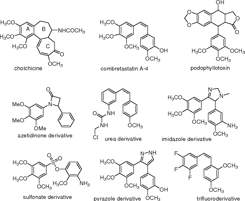 Figure 1 from Synthesis of combretastatin analogs