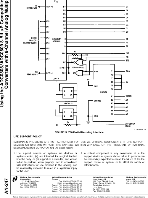 small resolution of block diagram of adc0809 wiring diagram centre block diagram of adc0809