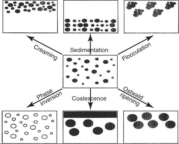 Figure 1.1 from 1 Emulsion Formation, Stability, and