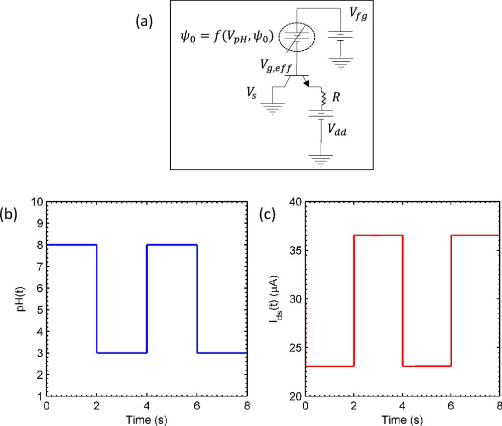 medium resolution of 5 a circuit diagram b input ph as a