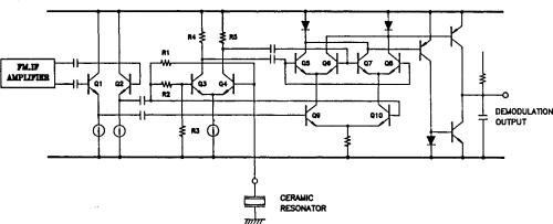 small resolution of figure 6 circuit diagram of the quadrature detector