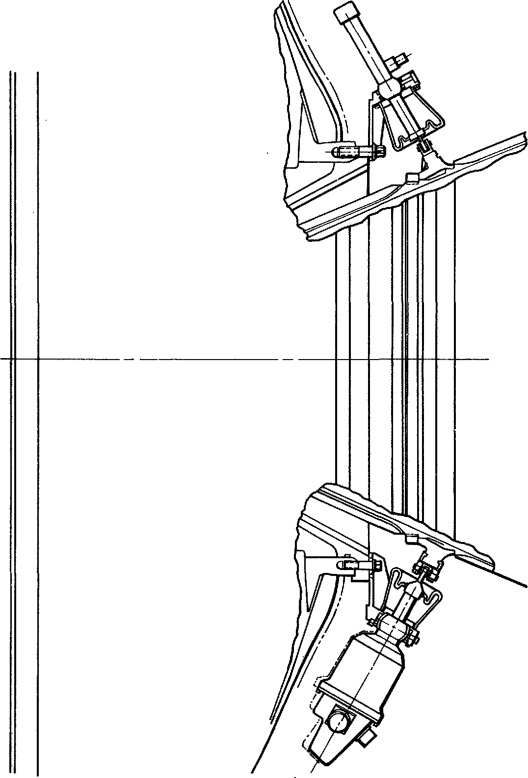 hight resolution of figure 2 actuator and potentiometer mounting
