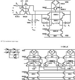 fig 10 if modulator input stage  [ 1268 x 1234 Pixel ]