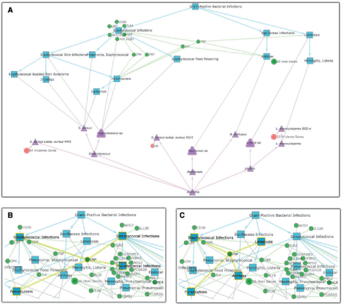 small resolution of integration and visualization of host pathogen data related to infectious diseases semantic scholar