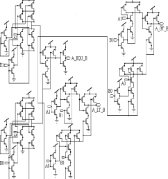 schematic of 2 bit magnitude comparator using cmos logic style [ 1138 x 1306 Pixel ]
