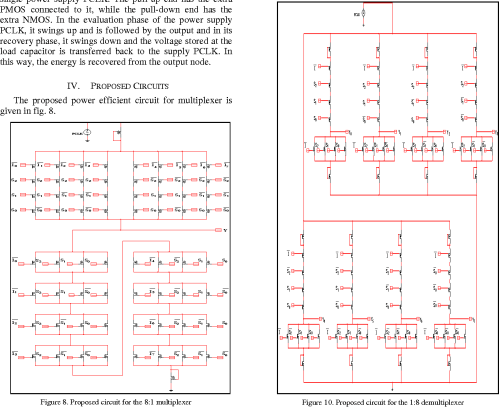 small resolution of adiabatic logic based low power multiplexer and demultiplexer semantic scholar