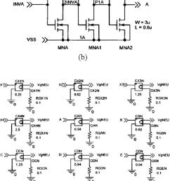 schematic diagram of the universal circuit used for logic gates configured with [ 622 x 1530 Pixel ]