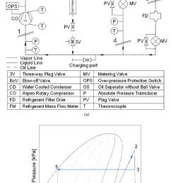 the hot gas bypass loop for compressor testing a schematic [ 1046 x 1602 Pixel ]