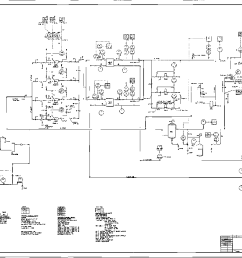 figure 1 one sheet of a representative industrial process and instrumentation diagram p id  [ 1142 x 874 Pixel ]
