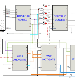 proposed hot well level control system circuit diagram [ 1330 x 920 Pixel ]