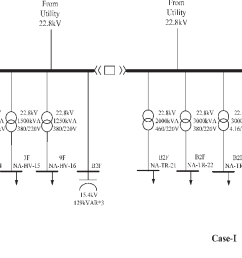 simplified single line diagram of a practical electronic semiconductor manufacturing plant [ 1400 x 656 Pixel ]