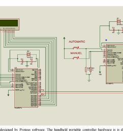 figure 3 the schematic diagram of the traffic light circuit in figure 3 from smart traffic [ 1502 x 796 Pixel ]