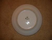 Dinner Plates With Lids & Brasserie All-White Porcelain ...