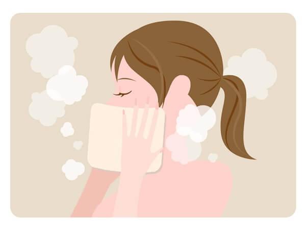小鼻のファンデーション溜まる