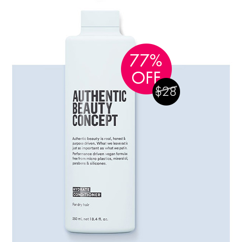 authentic beauty concept Conditioner