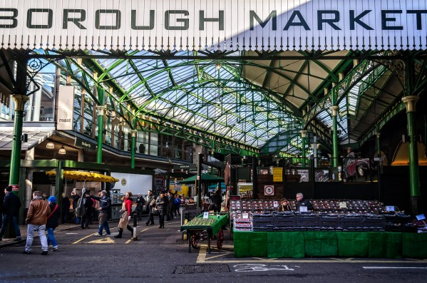2014 London Conference Big Cities Ideas Borough Market Viaduct Aia Committee Design