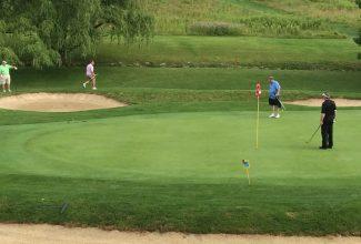 Foreman Golfers at SVCC