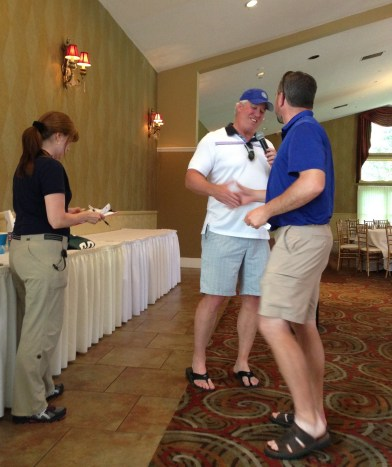 Foreman Nicole Dixon and Mark Alden at Paxon