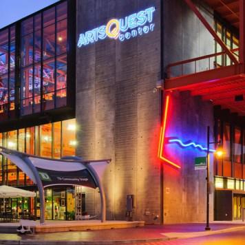 ALLOY5 Architecture | ArtsQuest Center