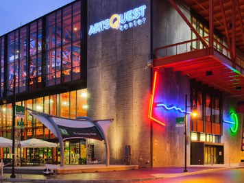 ALLOY5 Architecture | ArtsQuest Center