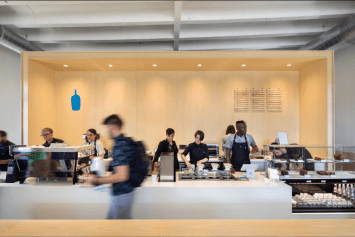 Blue Bottle, Georgetown | Bohlin Cywinski Jackson