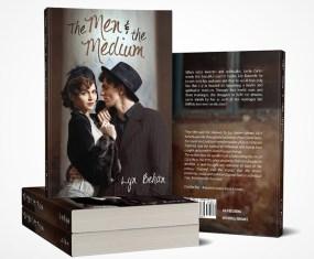Men and the Medium Book Cover Design