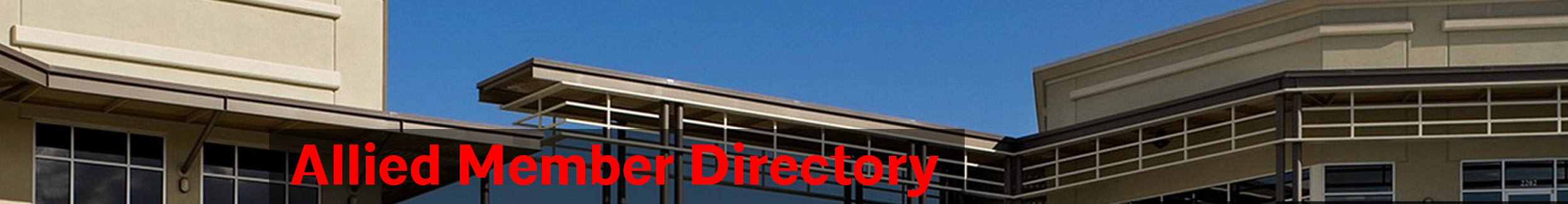 Allied Member Directory Aia San Antonio
