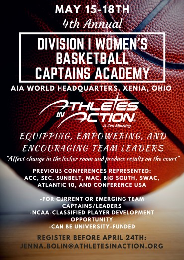 picture of womens captains academy