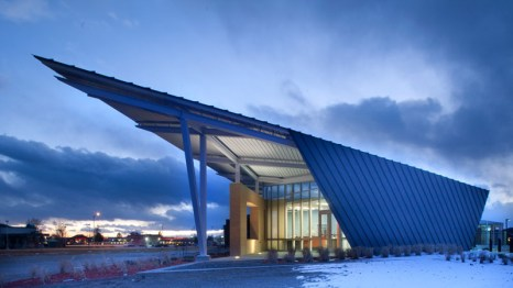 2011 Merit Award - Architect: Roth Sheppard Architects - Location: Windsor, Colorado