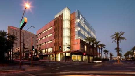 2010 Honor Award - Architect: SmithGroup - Location: Phoenix, Arizona