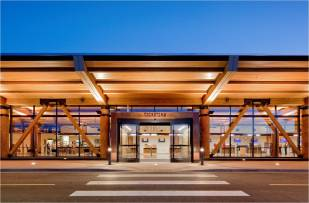 Jackson Hole Airport Expansion and Renovation