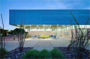 Nursing & Exercise Science Building at Mesa Community College