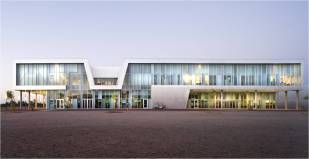Arizona Western College, College Community Center & Science / Agriculture Center