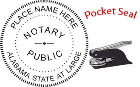 Alabama Notary Stamp & Supplies
