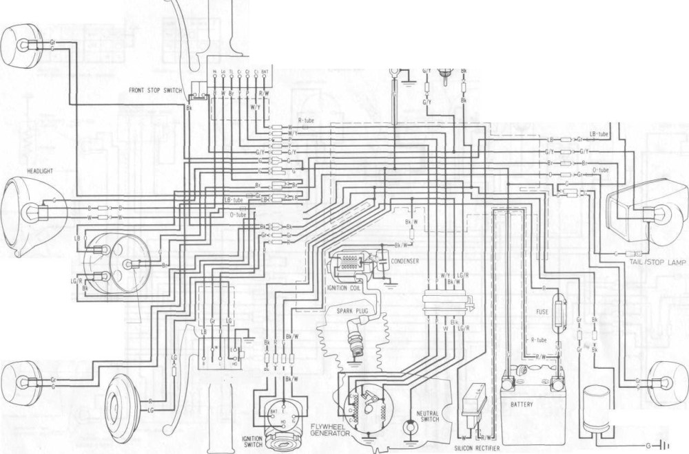 medium resolution of skema kelistrikan cg kataku sedangkan wiring diagram