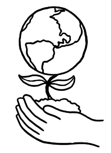 Earth Day Drawing Images and Pictures