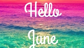 Hello June Images Pictures Wallpaper For Tumblr Pinterest Facebook