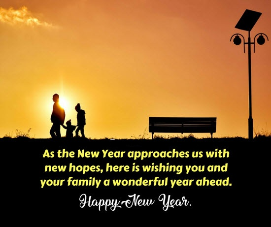 Best Happy New Year Quotes 2019 In English And Hindi Fairy