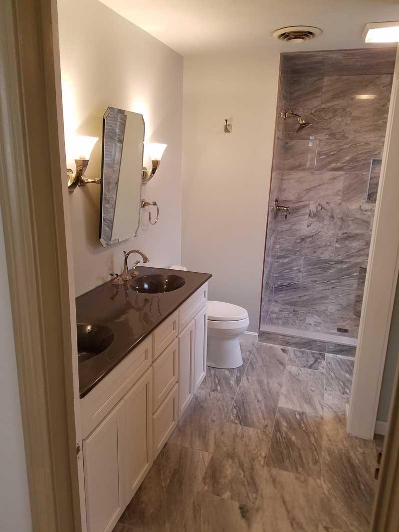 Bathroom Remodel Ai Boerenko Plumbing