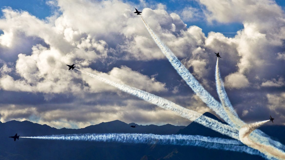 air-show-blue-angels-formation-military