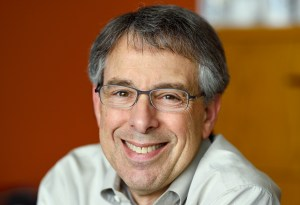A headshot of Steve Eglas - Executive Director @ Stanford Computer Science Department